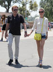 Johnny Hallyday, Laeticia, Studio City