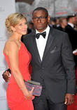 David Harewood and Kirsty Hands