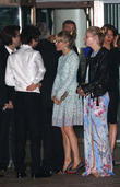 Sienna Miller, Savannah Miller and Ben Whishaw