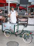 All-Star Celebrity Apprentice Finalist Penn Jillette Ice Cream...