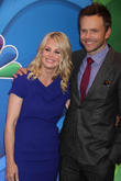Monica Potter and Joel McHale