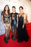 Maria Bravo, Eva Longoria and Alina Peralta