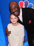 Johnny Sequoyah and Delroy Lindo