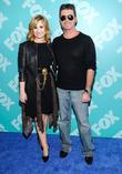 Demi Lovato, Simon Cowelldemi Lovato and Simon Cowell