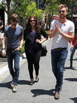 lady antebellum at the grove in los angeles to film 140513
