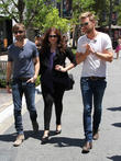 Lady Antebellum's Boys Drew Straws To Share Bed With Bandmate