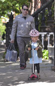 matthew broderick takes his children to school 140513