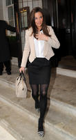 pippa middleton leaving a function 140513