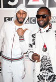 Swizz Beatz and Rico Love