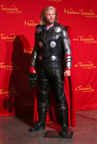 Thor, The Venetian , Madame Tussauds
