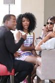 Won-g Bruny, Brandy Norwood and Niecy Nash