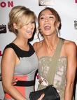 Sasha Jackson and Sharni Vinson