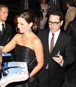 JJ Abrams and Kate Beckinsale
