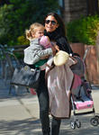 Bethenny Frankel and Bryn Hoppy