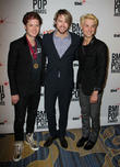 Nash Overstreet, Chord Overstreet and Ryan Keith Follese