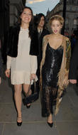 Daisy Lowe and Peaches Geldof