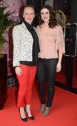 Clodagh McKenna and Sile Seoige