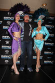 Hulk Hogan and Las Vegas Showgirls