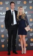 Manchester United, Jonny Evans and Helen Mcconnell