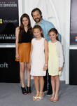 Maude Apatow, Judd Apatow, Iris Apatow, guest, Dolby Theater