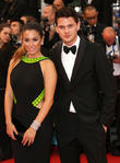 Blanca Suarez, Jeremy Irvine, Cannes Film Festival