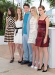 Katie Chang, Taissa Farmiga, Israel Broussard, Claire Julien and Emma Watson