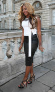 Alexandra Burke - Celebrities Outside Somerset...