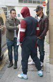 Antony Costa, Simon Webbe, Duncan James, Blue