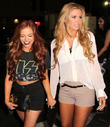 Kayla Collins and Jessa Hinton