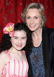 Lilla Crawford and Jane Lynch