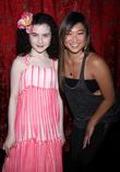 Lilla Crawford and Jenna Ushkowitz