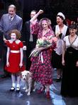 Lilla Crawford, Sunny, Jane Lynch and Brynn O'malley