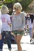 Julianne Hough - Julianne Hough Spends...