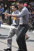 Ken Jeong and Mario Lopez