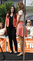 Maria Menounos, Kree Harrison, The Grove