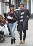 Kate Moss, Jamie Hince, Hampstead