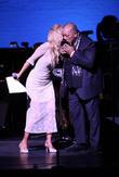 Wendy Atlas Oxenhorn and Quincy Jones