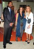 Donna Karan, Francois Guilaume and Regine Chevallier