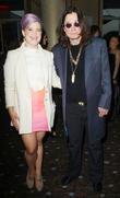 Kelly Osbourne and Ozzy Osbourne