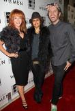 Kathy Griffin, Linda Perry and Perez Hilton