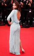 Eva Longoria's Wardrobe Malfunction Draws Laughs At Cannes Film Festival