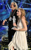 Denmark's Emmelie de Forest Tastes EuroVision Glory, While Bonnie Tyler Can Only Manage 19th