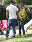 heidi klum watches her daughter leni play soccer 180513