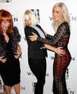 Kathy Griffin, Sia and Natasha Bedingfield