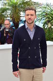 JUSTIN TIMBERLAKE, Cannes Film Festival