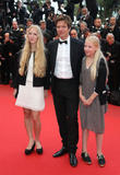 Thomas Vinterberg, daughter and wife