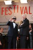 Steven Speilberg, Gilles Jacob, Cannes Film Festival