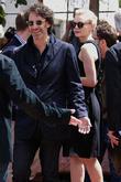 Joel Coen and Carey Mulligan