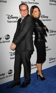 Clark Gregg and Ming-na Wen
