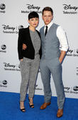 Ginnifer Goodwin, Josh Dallas, The Walt Disney Studios Lot, Disney